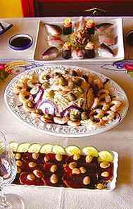 Entremeses aperitivos todo sobre la cocina mundo tema - Todo sobre la cocina ...